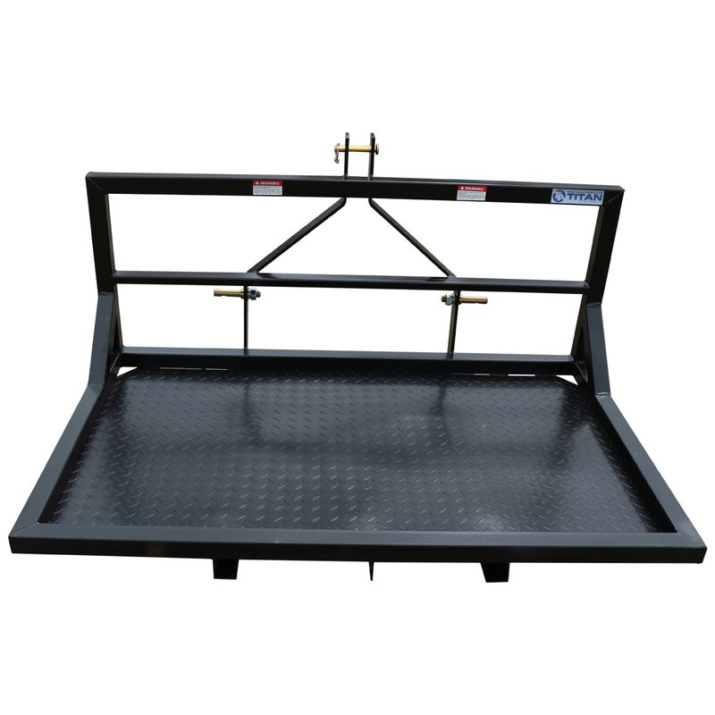 Category 1, 3 Point Carry All with Steel Platform | 5ft