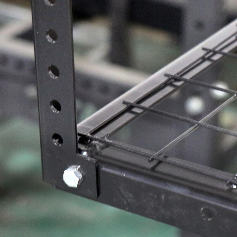 Overhead Storage Rack   4' x 6'   Adjustable Height