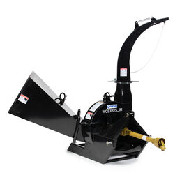 3 Point Wood Chipper Attachment For Tractors Up To 70HP