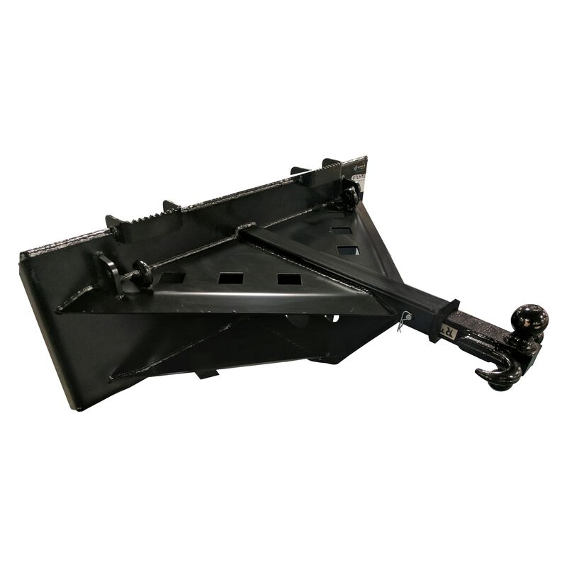 Heavy Duty Skid Steer Utility Hitch Attachment