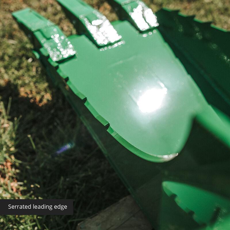 USA Extreme Stump Bucket – Fits John Deere