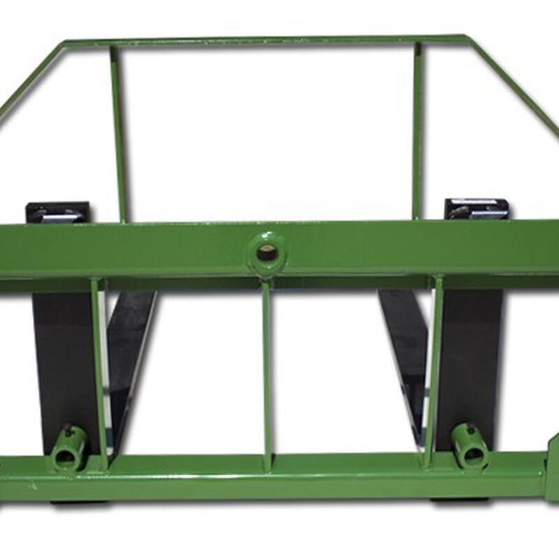 "42"" Pallet Fork Hay Spear Attachment fits John Deere"