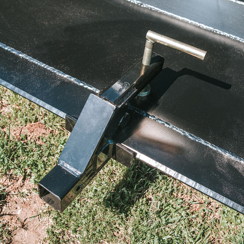 Clamp On Bucket Hitch   v2