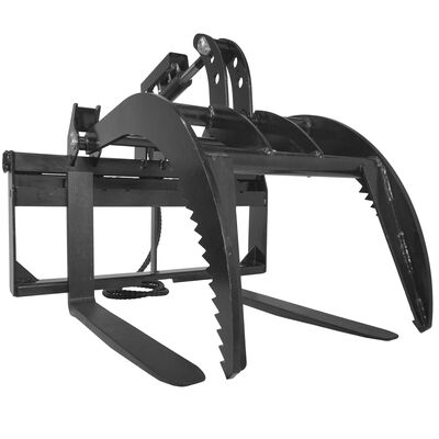 "Pallet Fork Grapple version 2 with 36"" Fork Blades"