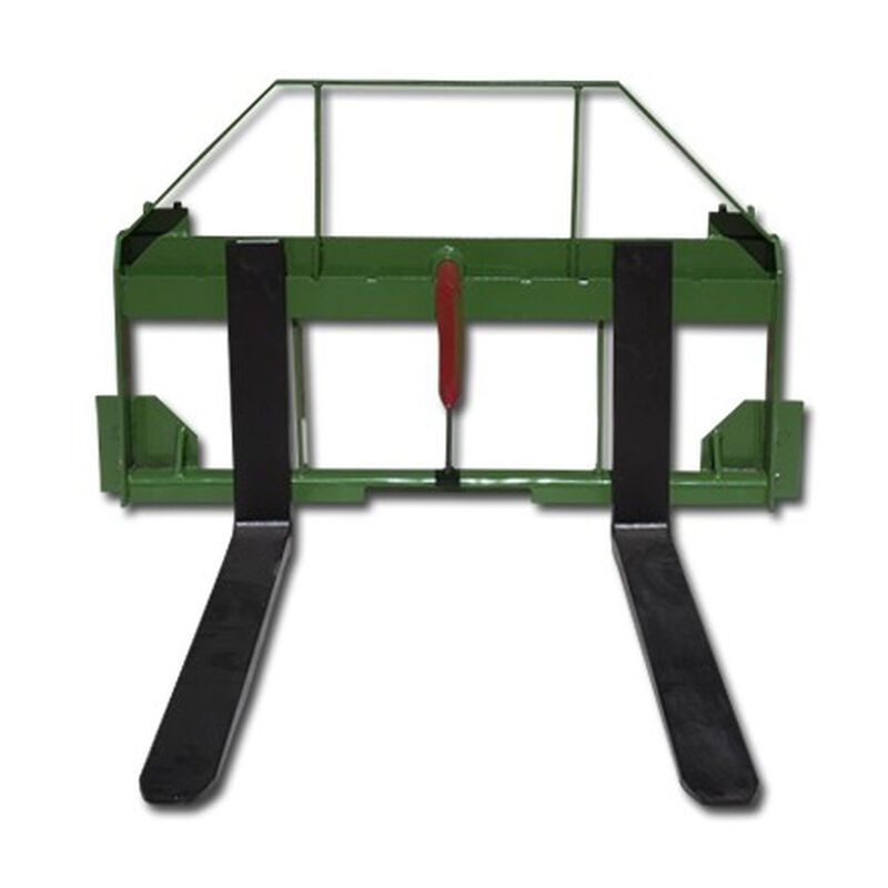 "48"" Pallet Fork Hay Spear Attachment fits John Deere"