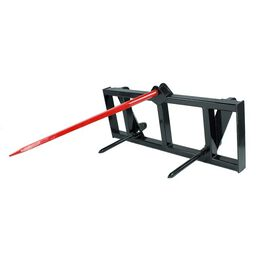 """49"""" Hay Spear Attachment for Global Euro Carrier"""