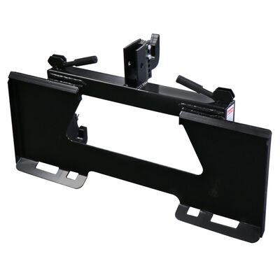 From Universal Quick Tach To 3-Point Quick Hitch Adapter
