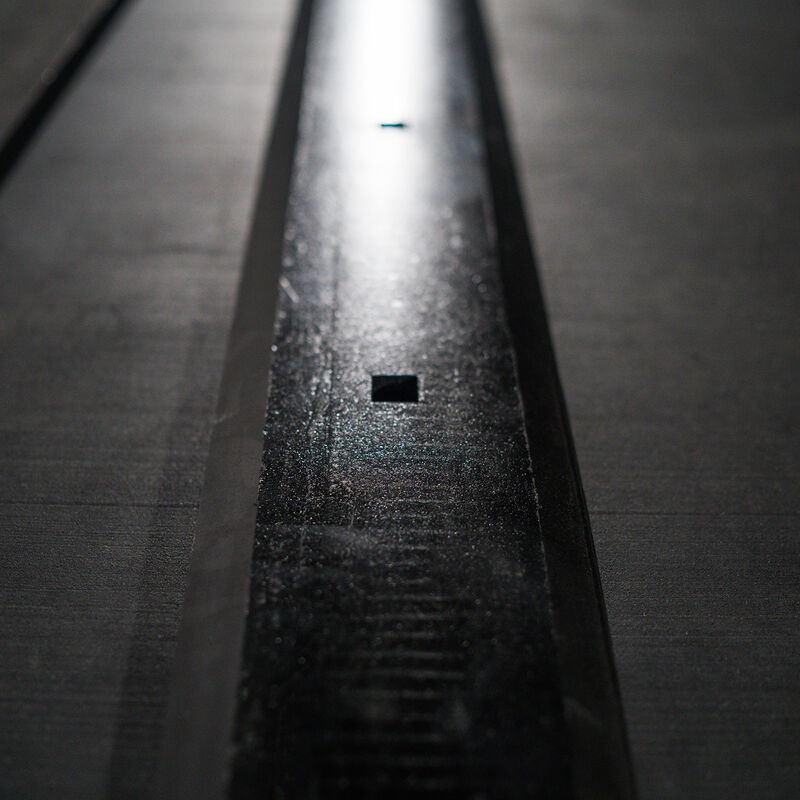 6-Ft Replacement Land Leveler Grader Blade