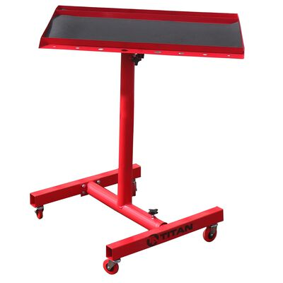 Rolling Work Table | Adjustable