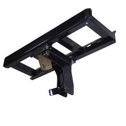 HD Skid Steer Auger Contractor Kit w/ Frame, Planetary Drive, Bit, & Extension
