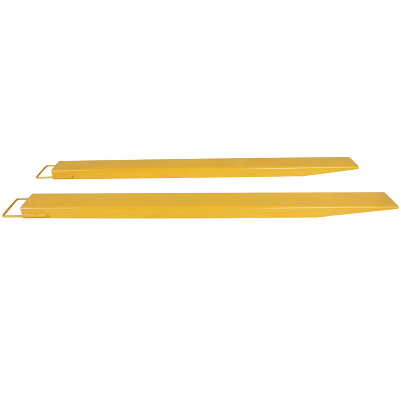 """84"""" x 4.5"""" Long Pallet Fork Extensions"""