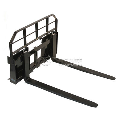 Titan 36-in Pallet Fork Attachment 5,500 lb Capacity