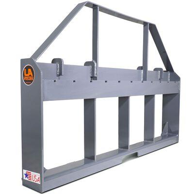 UA Made in the USA Skid Steer Pallet Fork Frame