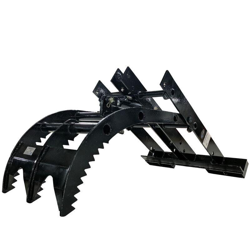 Fork Mounted Adjustable Grapple