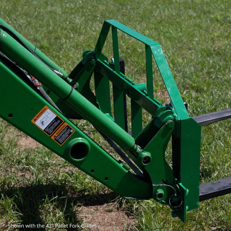 """36"""" Pallet Fork Attachment fits John Deere"""