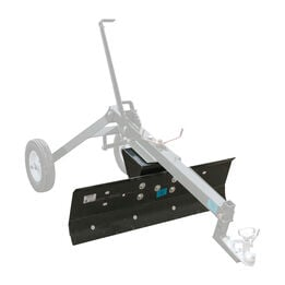 4' Grader Blade Add On For Transformer Tow Frame – Attachment Only