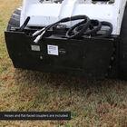 Hydraulic Tilt Mount Plate For Skid Steers V2