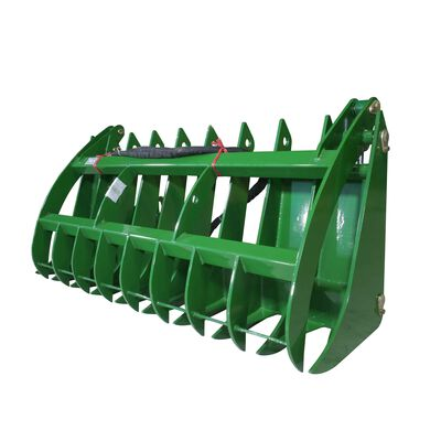 72-in. Grapple Rake Attachment Fits John Deere Global Euro