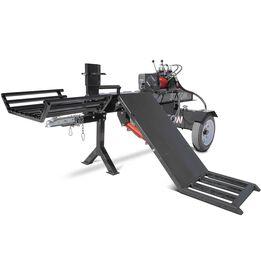 37 Ton 420cc Horizontal Log Splitter w/ Lift & Catch