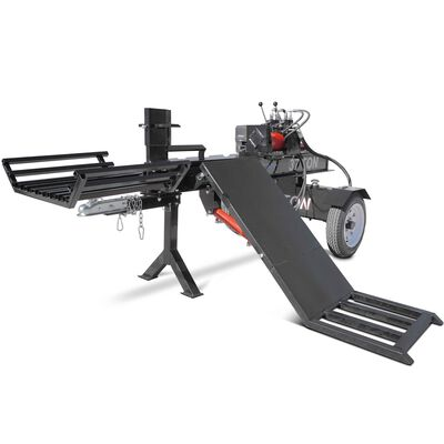 37 Ton 420cc Horizontal Log Splitter w/ Lift & Catch