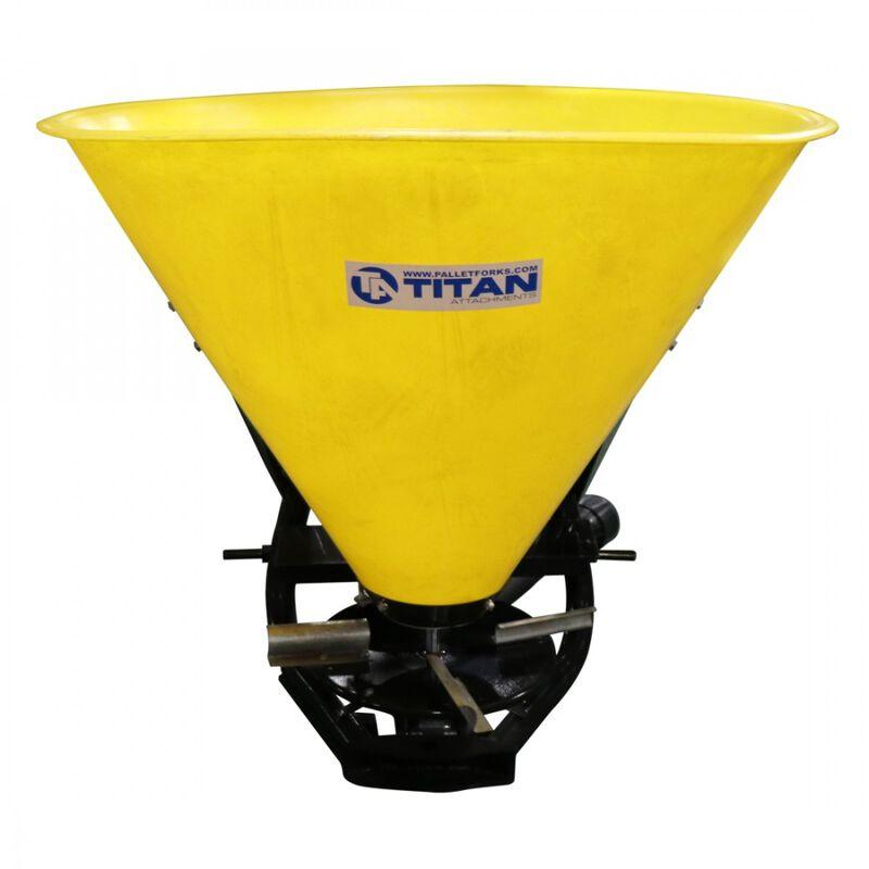 3Pt PTO Driven Fertilizer Spreader