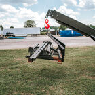 Steel 32-in Tele-boom Pallet Carrier