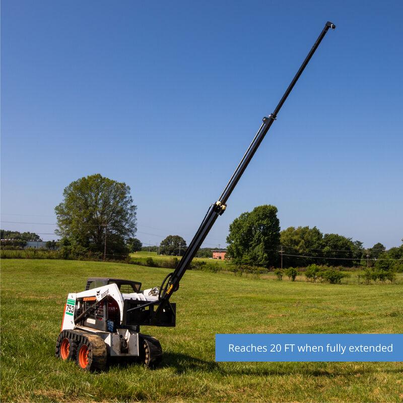 20 FT Economy Telescoping Truss Boom