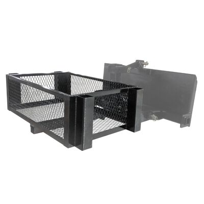 Mesh Carry Basket for Transformer Tractor Hitch