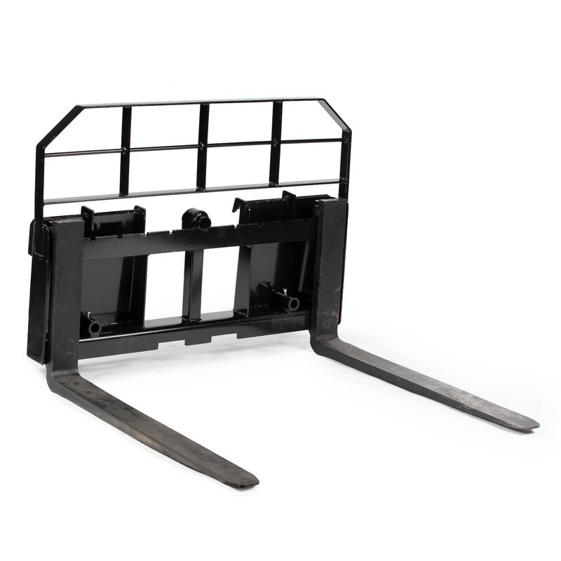 """HD Pallet Fork Attachment with 48"""" Fork Blades"""