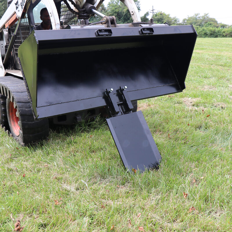 Clamp On Quick Spade