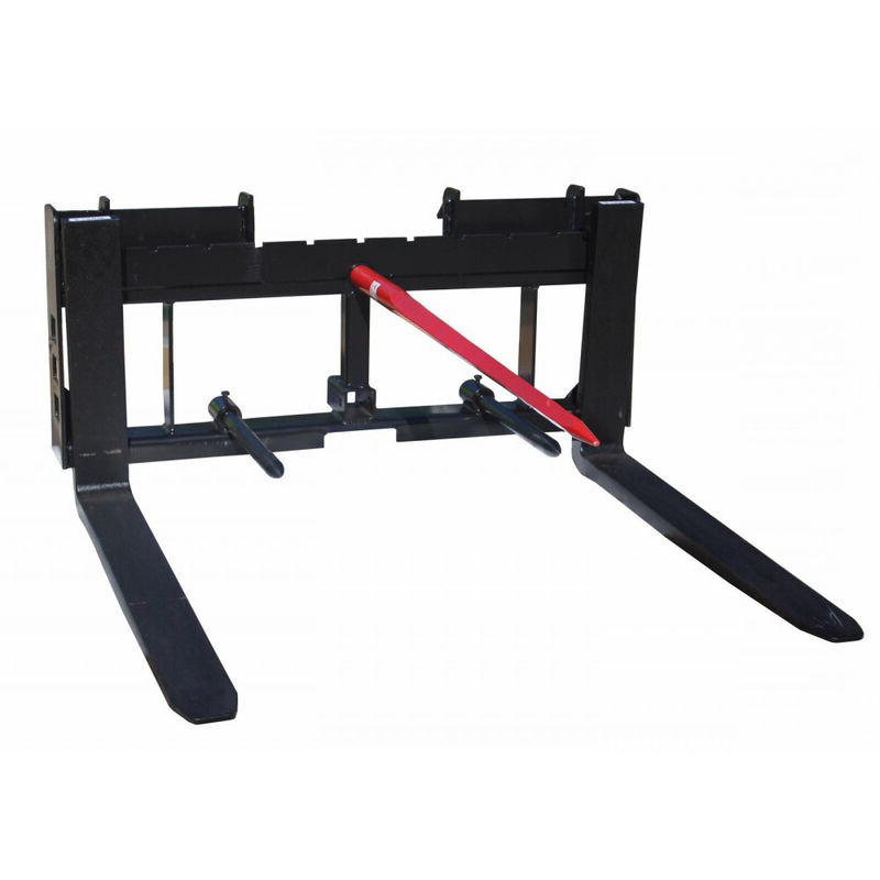 Clamp On Hay Spear Receiver