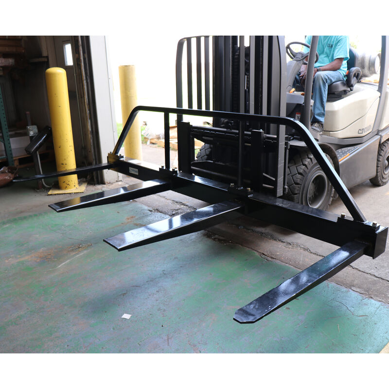 10' Fixed Fork Spreader