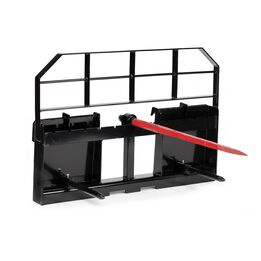 HD Pallet Fork Attachment, Hay Spears and Stabilizers