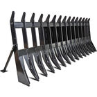 "84"" Root Debris Rake Skid Steer Attachment"
