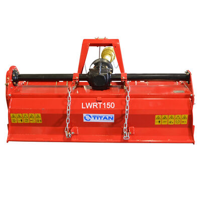 "60"" Lightweight 3 Point Rotary Tiller 