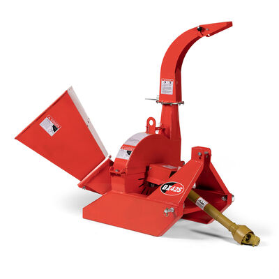 Titan 3-Point Wood Chipper Attachment For Tractors Up To 40HP