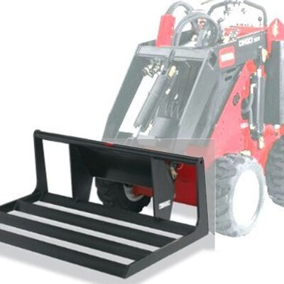 Toro Land Plane Level Attachment for Dingo Kanga Ditch Witch Mini Skid Steer