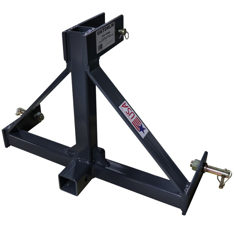"UA Category 1 3-Pt 2"" Receiver Hitch 