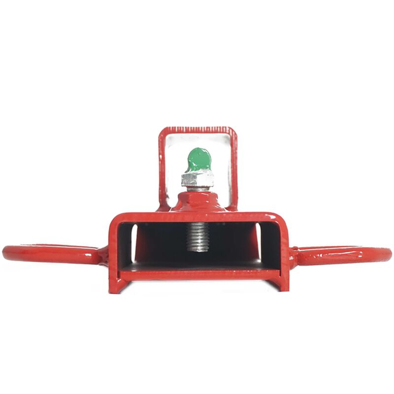 Clamp On Forklift Hitch Receiver