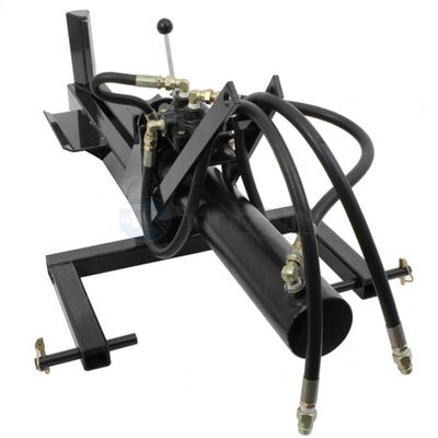 3 Point Cat 1 Hydraulic Log Splitter | Horizontal | 20 Ton