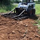 Titan 6 FT Terra Monster Dirt Grader and Leveler for Seeding