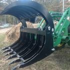 "72"" Extreme Root Grapple Rake Attachment"