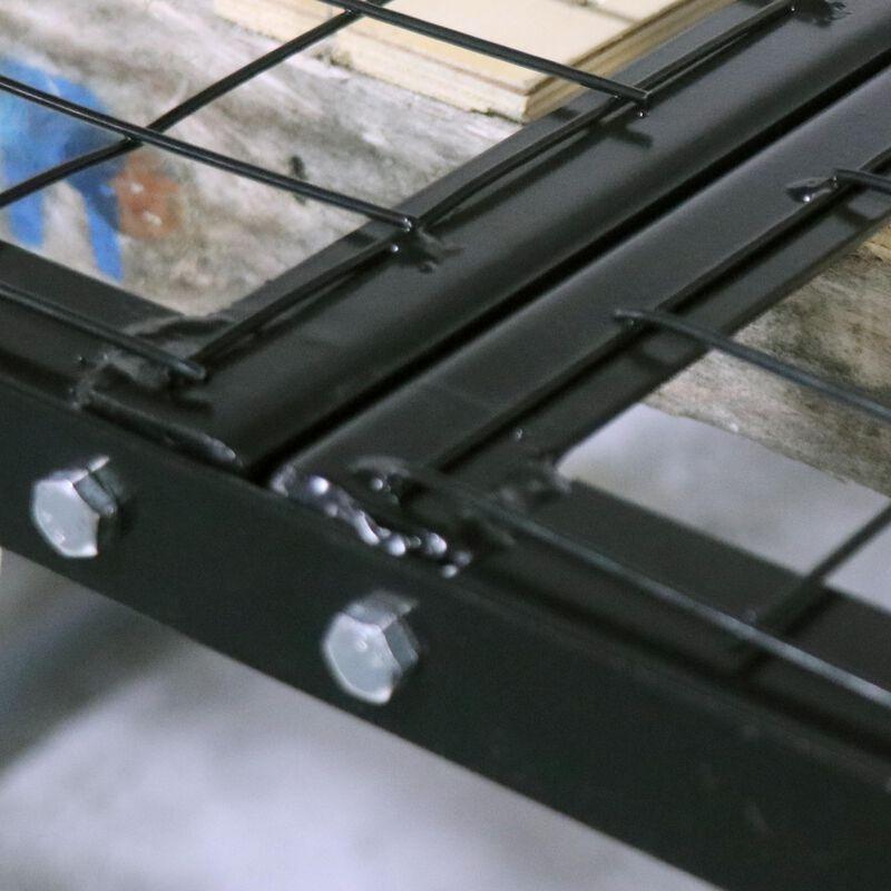 Overhead Storage Rack | 4' x 4' | Adjustable Height