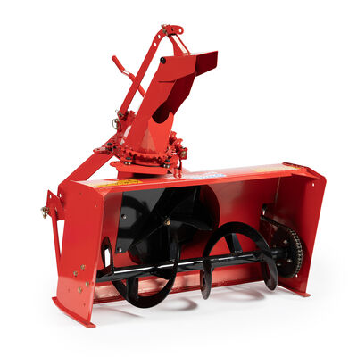 Titan Snow Blower – Category 1, 3 Point PTO Driven
