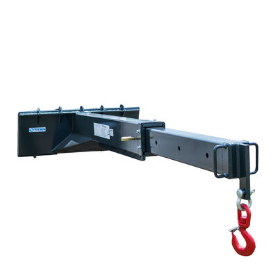Adjustable Skid Steer Crane Jib – 5,000 lb. Lift Capacity