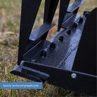 Titan 60-in Demolition Grapple Bucket with Hooks