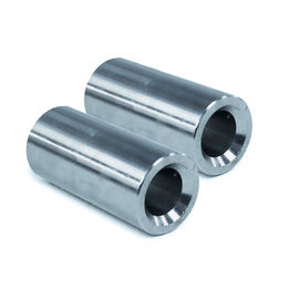 Two Hay Bale Spear Sleeves with C2 Bushings