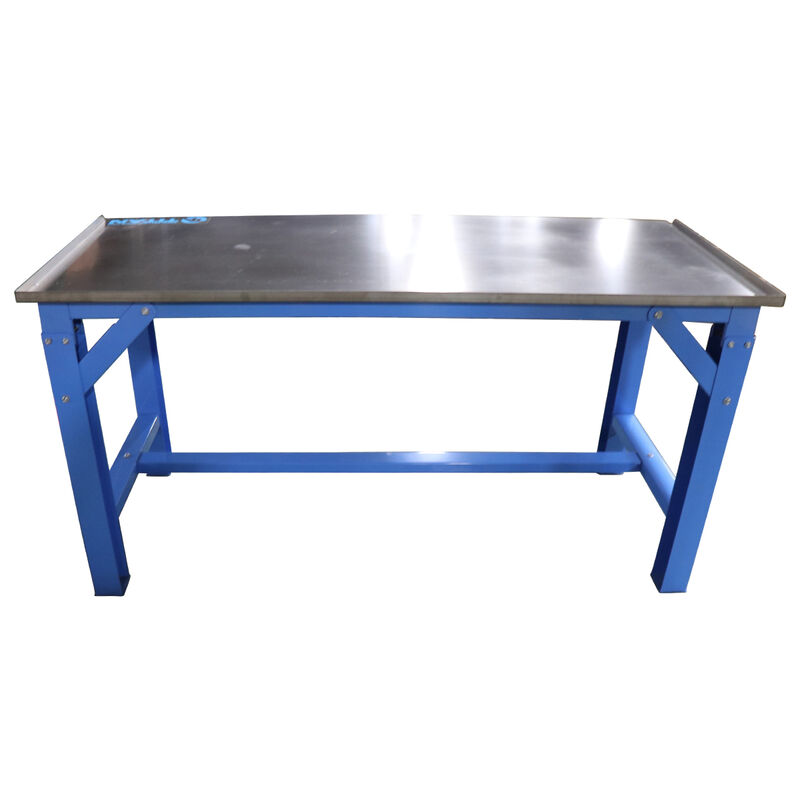 5 ft Work Bench Table with Stainless Steel Top