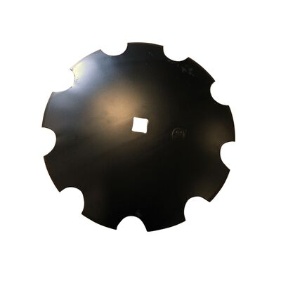 """16"""" Replacement Disc Harrow Notched Blades   Pack of 4"""