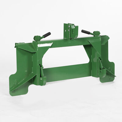 SCRATCH AND DENT - John Deere to Quick Hitch Adapter - FINAL SALE